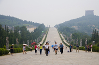 咸阳乾陵景区图片2