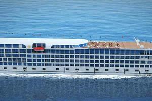 总统六号游船订票 宜昌至重庆游轮5日游
