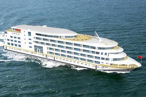 长江探索号邮轮 宜昌到重庆 三峡五日游