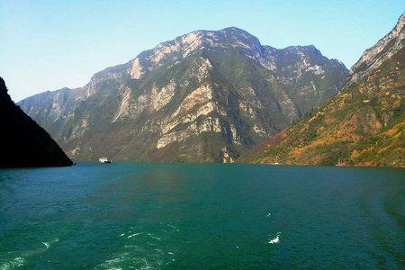 长江三峡三日游 宜昌--奉节航线