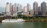 長江黃金3號 宜昌到重慶三峽五日游