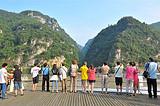 蓝鲸号游轮 重庆到宜昌航线 三峡四日游