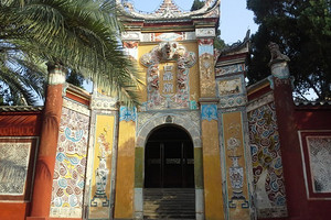 三峡文化二日游(白帝城、张飞庙)