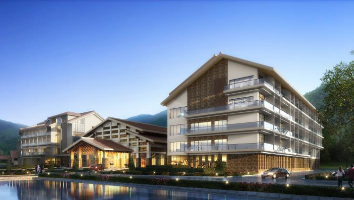 五峰国际大酒店会议服务