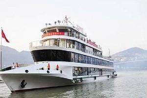 宜昌乘船到神农架自由行一天(高峡平湖游轮,太平溪-峡口航线)
