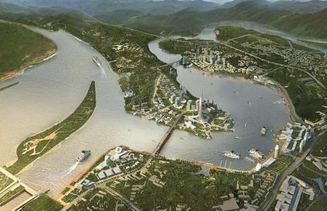 《三峡旅游新区总体规划》等相关规划