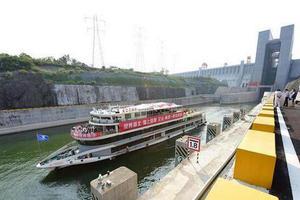 宜昌到【三峡大坝+ 三峡升船机】过坝体验一日游
