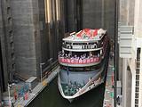【三峡升船机半日游】乘三峡九号系列游船,过三峡大坝