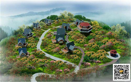 龙池山风景区,宜昌山地休闲度假旅游