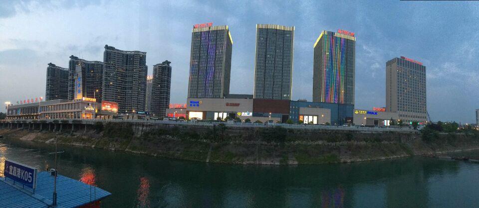 宜昌规划新的集散中心 三峡游客中心+三峡游轮中心