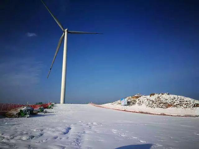 宜昌百里荒滑雪场,宜昌人身边的滑雪场