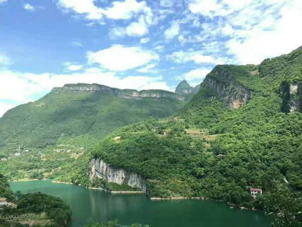 宜昌长阳盐池温泉,华中地区含各种微量元素最多的优质温泉