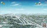 宜昌滑雪新胜地五峰湾潭国际滑雪场将于2017年春节前开业