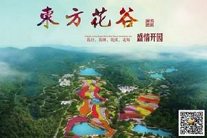 宜昌枝江东方花谷(东方年华田园综合体)优惠门票预定