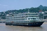 维多利亚凯莎号游船(宜昌--重庆)订票(每周日)