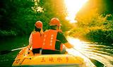 宜昌三峡水乡彭家湾漂流升级完成,欢迎体验家庭漂流