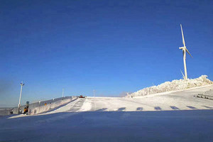 宜昌五峰国际滑雪场优惠门票预订