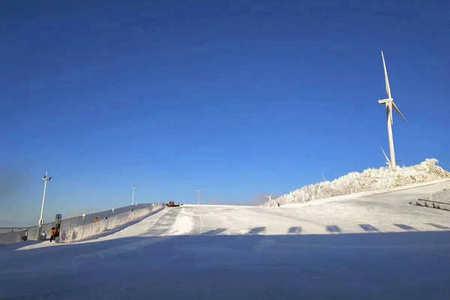 宜昌到五峰国际滑雪场滑雪二日游(送三峡九凤谷)