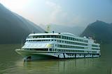 皇家星光号游船 宜昌到重庆长江三峡五日游