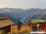 五峰国际滑雪场独岭云顶酒店