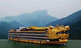 乘皇家盛世乾隆號游三峽 重慶到長江三峽宜昌四日游
