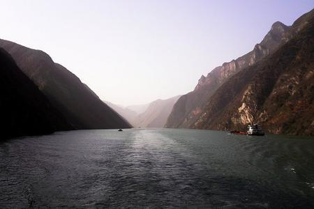 黄金7号游轮宜昌到万州重庆三峡三日游