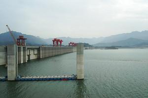 三峽大壩半日游(壇子嶺、185平臺、截流園)