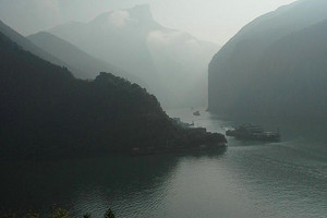 宜昌乘船到豐都重慶三峽三日游 三峽大壩白帝城豐都鬼城雙桂山