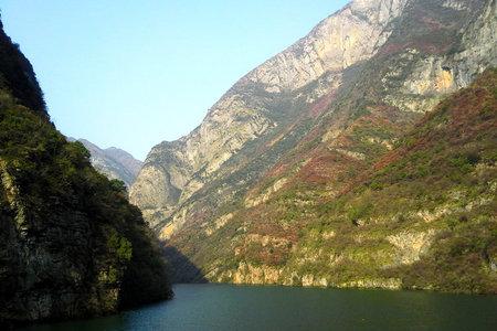 宜昌到重庆长江三峡、小三峡快捷二日游