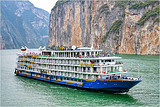 維多利亞凱蕾號_宜昌到重慶三峽5日游(每周一)