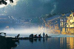 【乐游湘西】南京到张家界、土司城、凤凰古城、玻璃栈道五日游