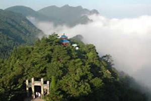 武汉到冰川峡谷激情漂流+庐山+石门涧三日,清凉庐山品质特价