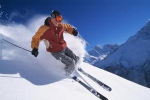 桃花峪滑雪(郑州附近的滑雪场、含滑雪、寄存柜费用)