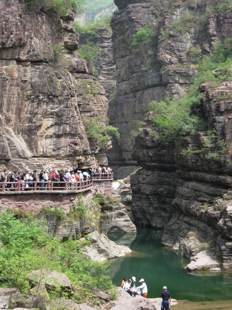 郑州到云台山旅游线路 线路详情   408位游客关注    最近预订数 0 门