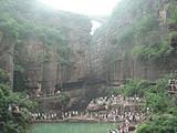 河南旅游景点大全&郑州周边游什么好玩的地方&焦作云台山两日游
