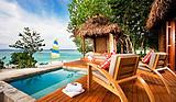 蜜月胜地 度假天堂<斐济六天四晚>玛纳岛三晚+索菲特一晚
