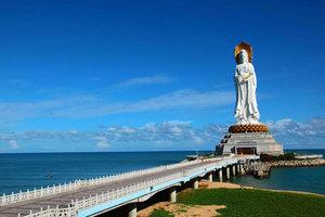 海南三亚——快乐南海