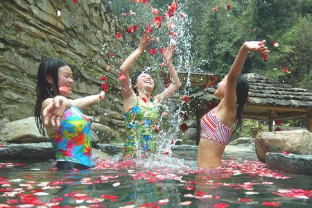 桂林到龙胜温泉旅游度假温馨二日之旅【天天发团】【康辉品质】