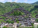 美高梅网站贵州双飞5日游-黄果树瀑布、西江千户苗寨、小七孔