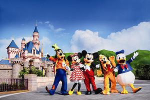 上海外滩、南京路 城隍庙、迪士尼乐园 科技馆双飞三日