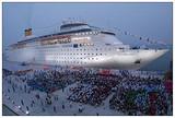 天海邮轮新世纪号 青岛-济州-釜山-鹿儿岛-青岛 5晚6天