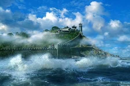 蓬莱八仙渡、烟台养马岛、威海刘公岛二日游