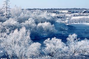 青岛到梦幻哈尔滨、激情亚布力、金源文化冬捕、雪乡双飞5日游