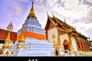 尊享泰国(清迈、清莱)7日(一天自由活动)