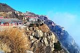 济南黑虎泉、大明湖、解放阁、芙蓉街、五岳泰山二日游