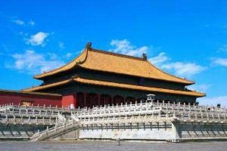 北京天安门 故宫 八达岭长城 颐和园双高/单高单飞3日游