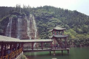 青州井塘古村、黄花溪、天缘谷、青州古街、博物馆二日游