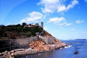 长岛九丈崖、月牙湾、仙境源、蓬莱纯玩二日游