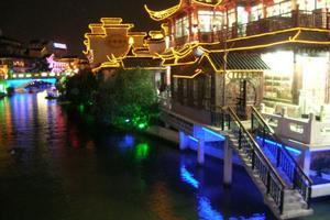 上海外滩、城隍庙、苏 州留园、城隍阁、夜游乌镇西栅双飞四日游