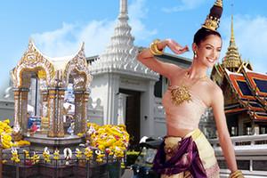 武汉直飞泰国曼谷、芭提雅品质六日自助游